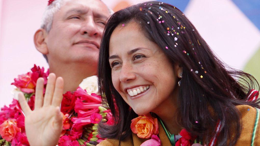 Nadine Heredia pidió cambiar su residencia a Suiza tras su viaje.