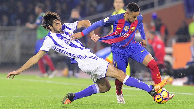 Barcelona con consigue un triunfo desde hace dos jornadas en la Liga Santander.