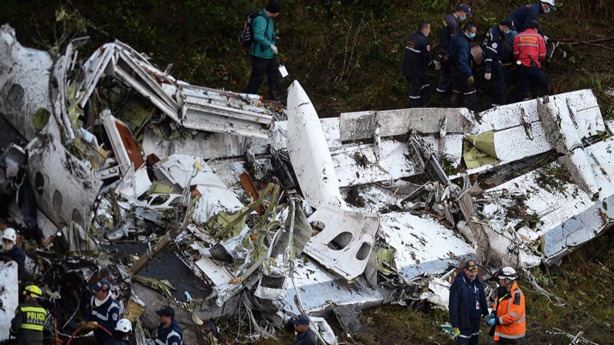 Solo seis ocupantes sobrevivieron al accidente.