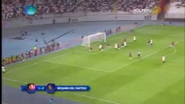 El partido de ida entre cremas y rojinegros acabó 2-1 para la visita.