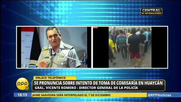 Policía Nacional informó que las personas que fueron confundidas con traficantes de órganos se encontraban en Huaycán trabajando para una encuestadora.