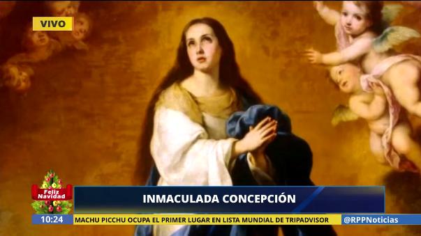 Conoce el origen y el significado de la Inmaculada Concepción.