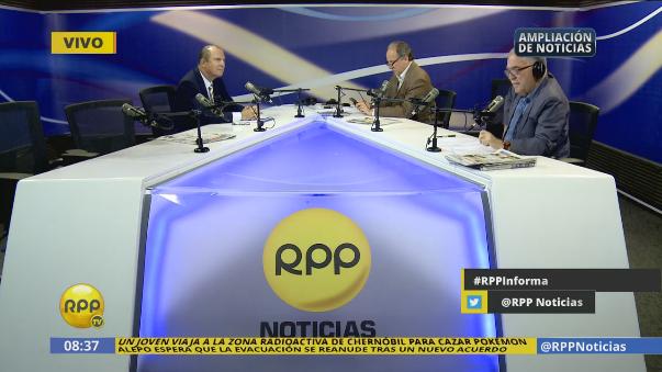 Ciudadano de Pucallpa reportó el movimiento telúrico en Ampliación de Noticias.