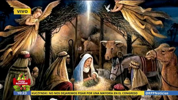 Diálogos de fe cuenta cómo fue el nacimiento de Jesús.