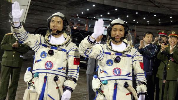 China quiere ser potencia espacial y planea llegar a Marte y a la cara oculta de la Luna
