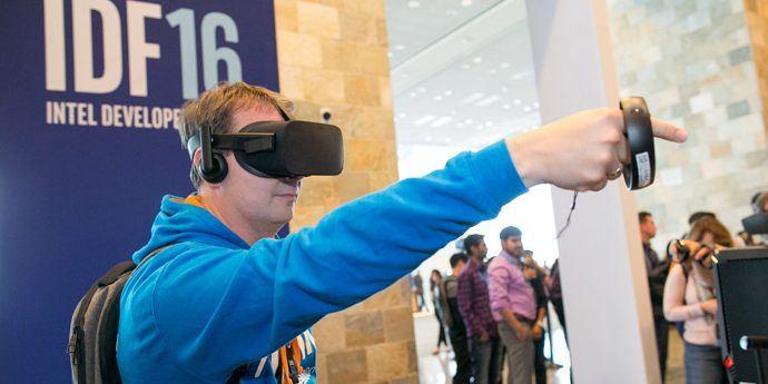 Predicción 4: realidad virtual y realidad combinada