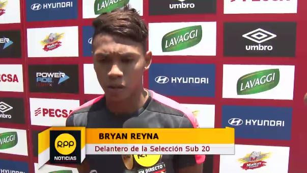 Conoce a Bryan Reyna, la figura de la Sub-20 que juega en el Mallorca de España