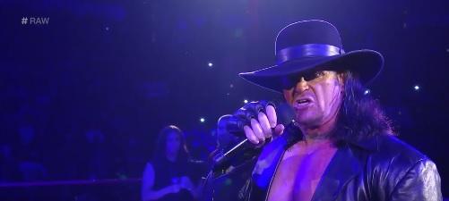 The Undertaker anunció que estará presente en Royal Rumble 2017