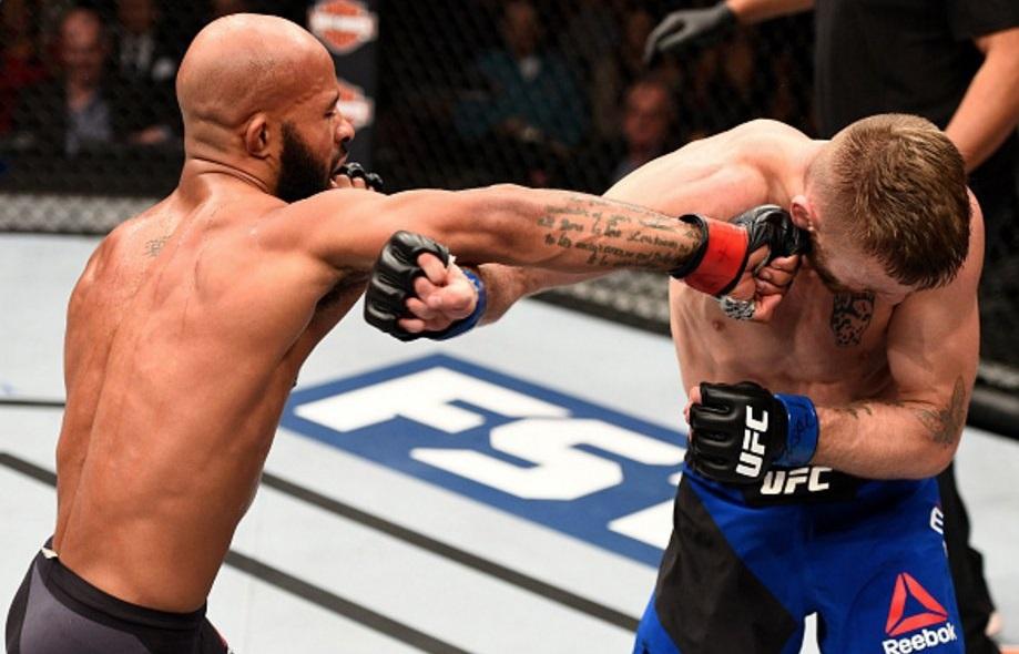 Los mejores nocauts de la UFC.