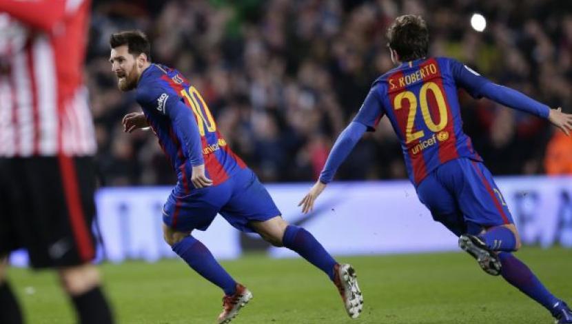 Mira el resumen del triunfo de Barcelona 3-1 ante el Athletic de Bilbao.