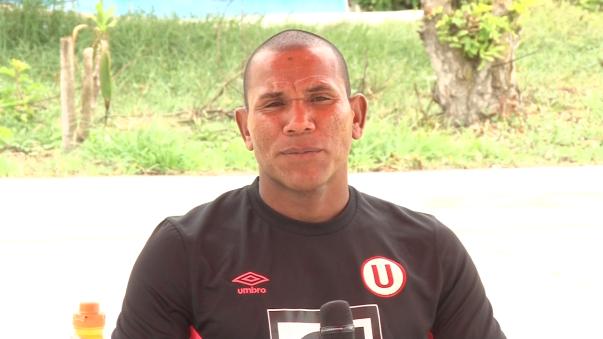 Galliquio renovó contrato con Universitario de Deportes por toda la temporada 2017.