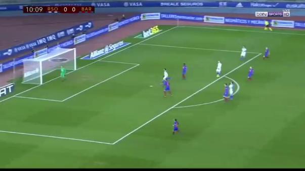 Revive aquí el gol de Neymar y las mejores jugadas del partido.