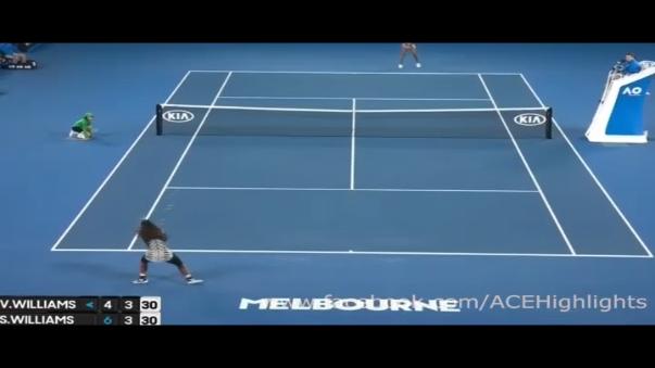 Venus, de 36 años -jugadora de más edad de la competición- y 17ª en la lista WTA, disputaba su primera final mayor desde 2009.