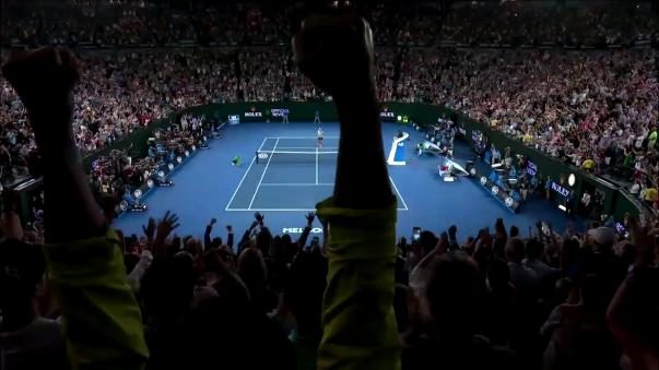 Este domingo se convirtió en el segundo ganador de Grand Slam 'más viejo' tras el australiano Ken Rosewall.