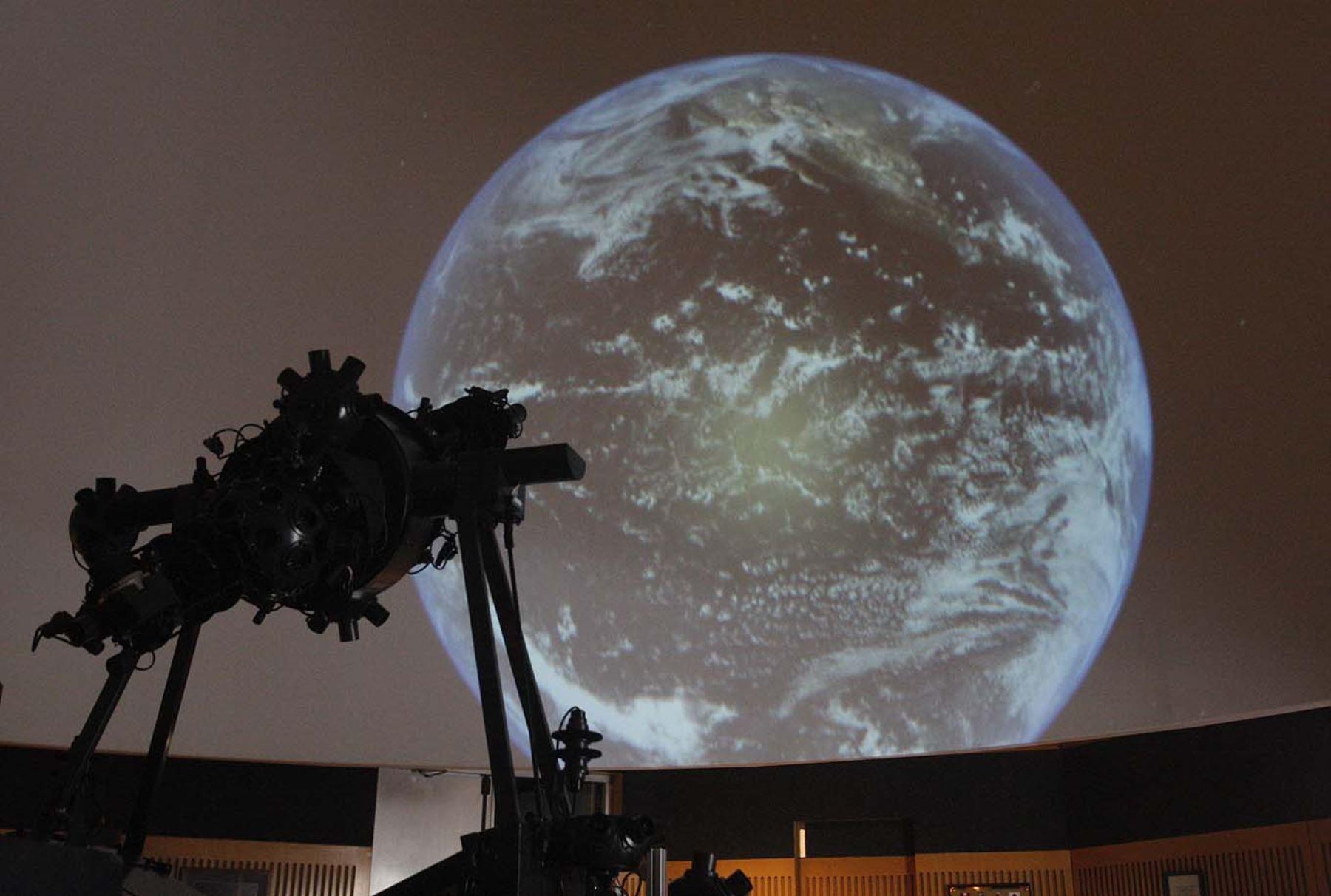La exposición con el nuevo sistema de proyección se iniciará desde el 7 de febrero.