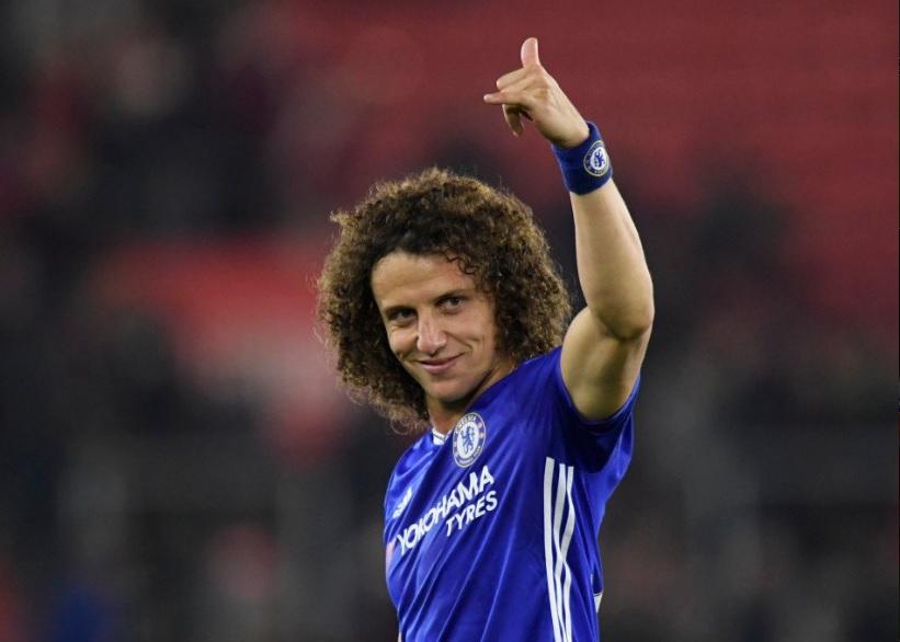 David Luiz volvió al Chelsea en 2016 luego de pasar por el PSG en 2014.
