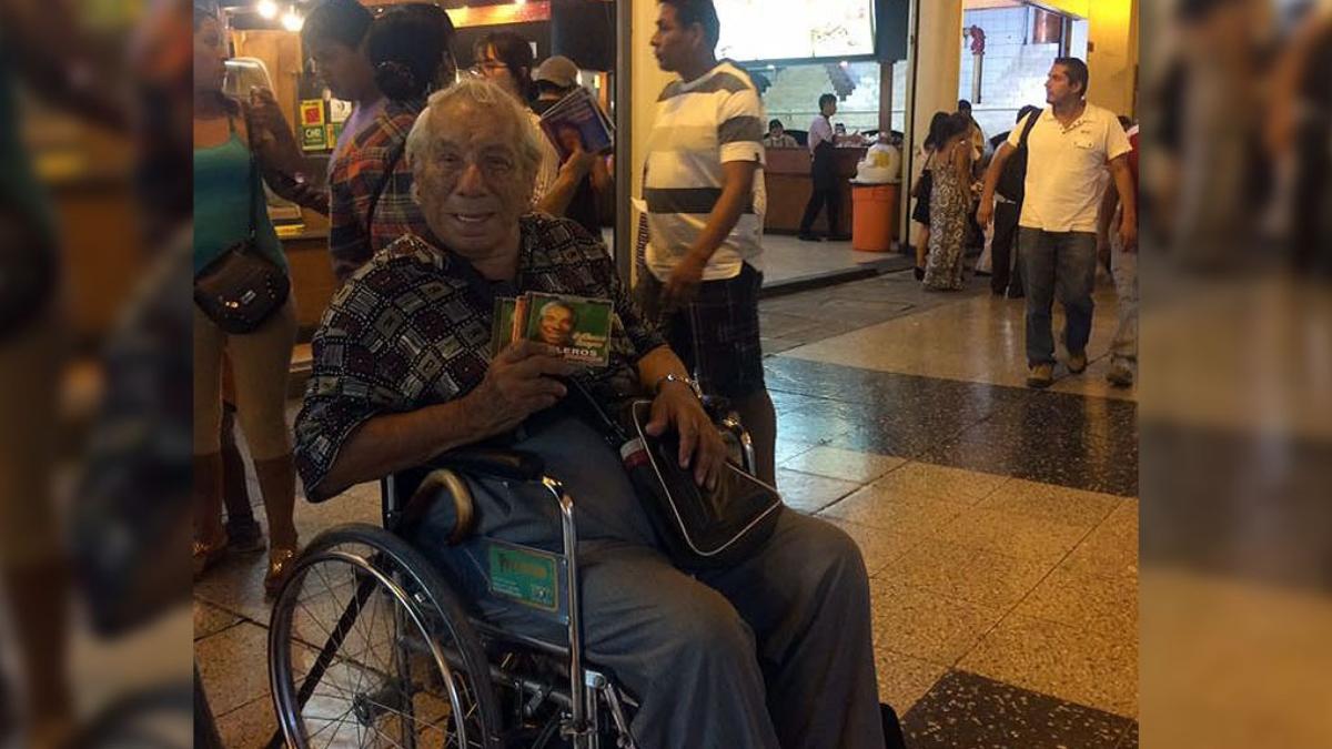 Guillermo Campos conversó con RPP Noticias y pide pensión de gracia