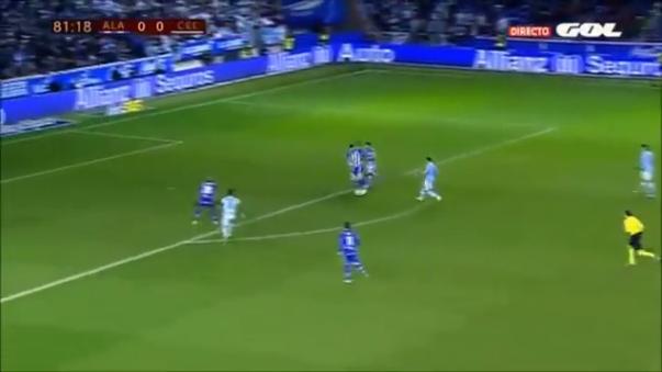 Alavés venció 1-0 al Celta de Vigo el miércoles y clasificó a la final.