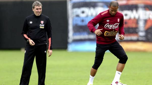 Néstor Bonillo, preparador físico de la Selección Peruana, habló para 'Fútbol Como Cancha'.