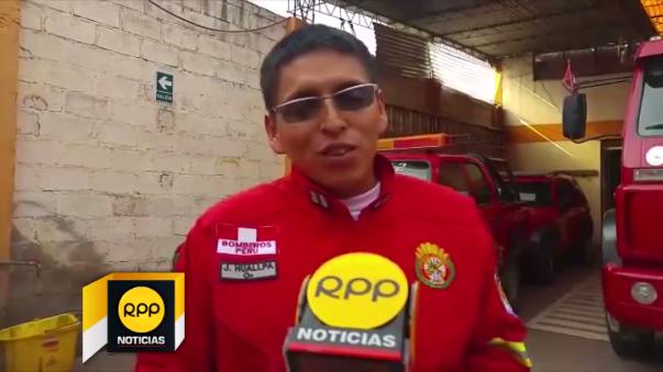 Piden ayuda para bomberos de San Sebastián.