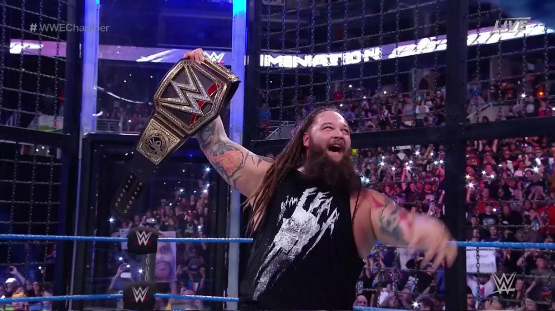 Bray Wyatt ganó su primer título en la WWE