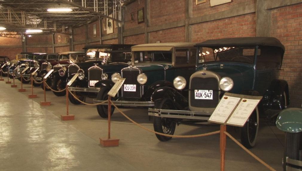 Los vehículos son reparados hasta quedar prácticamente como nuevos.