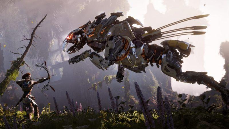Horizon Zero Dawn es el lanzamiento más importante de PlayStation en este primer trimestre del año.