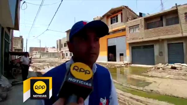 Visitan distrito de José Leonardo Ortiz para constatar evacuación de aguas.