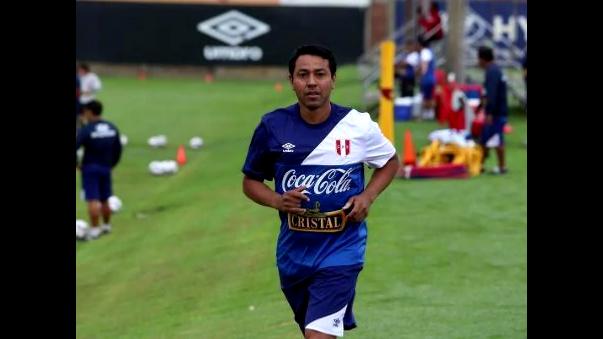 Nolberto Solano habló con 'Fútbol Como Cancha'.