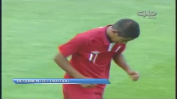 Perú 0-2 Uruguay. La Bicolor clasificó al hexagonal final dejando atrás a Chile y Bolivia.