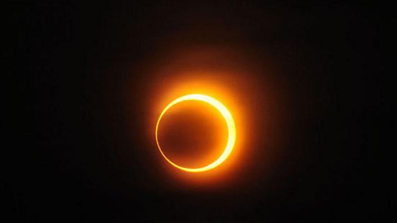 El anillo de fuego pudo ser observado en Argentina, Chile y varios países de África.