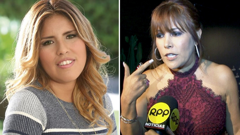 Magaly Medina y Jessica Newton tienen altercado con hija de Isabel Pantoja.