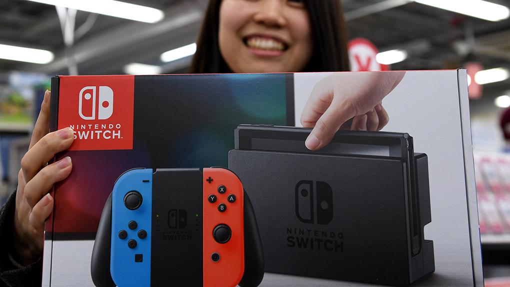 En Japón los fanáticos de Nintendo ya disfrutan de Switch.