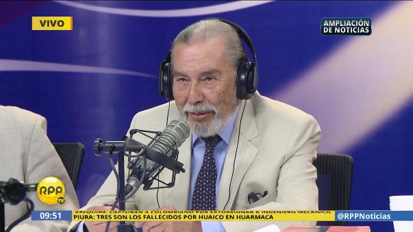 Raúl Vargas asume el cargo de Consejero Editorial de RPP Noticias.