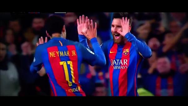 Lionel Messi lleva 6 jornadas seguidas marcando en la Liga Santander.