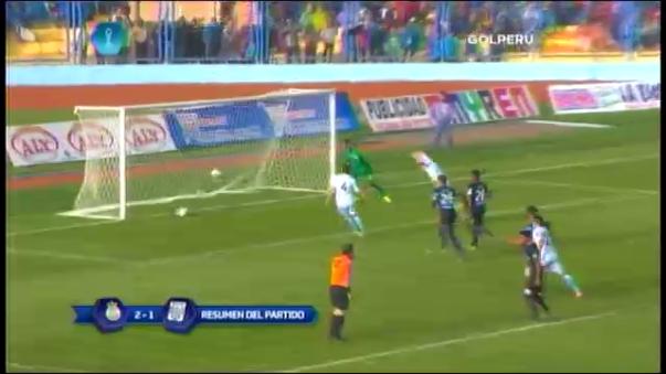 Alianza Lima perdió ante Real Garcilaso en Cusco.