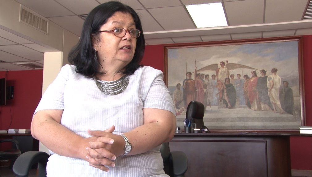 La directora de la Biblioteca Nacional del Perú explicó a RPP la importancia de este proyecto.