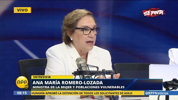Romero-Lozada aclaró que la palabra