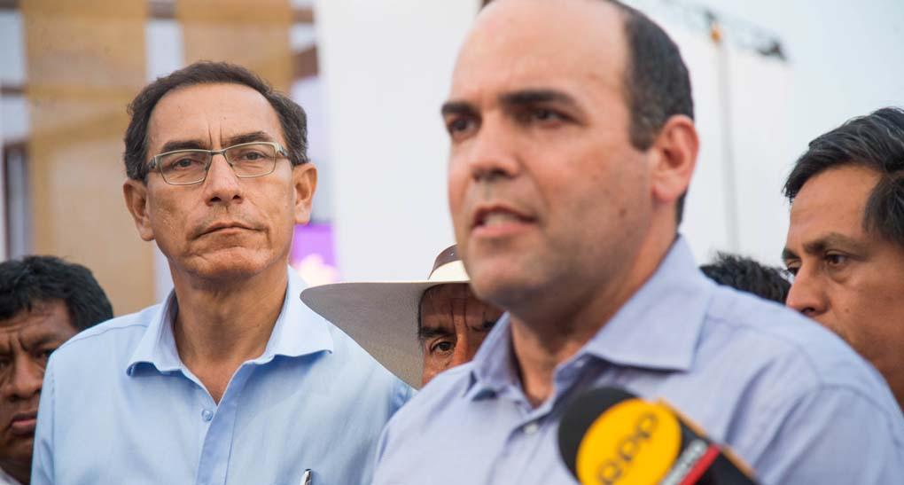 Fernando Zavala afirmó que el gabinete de ministros se encuentra unido.