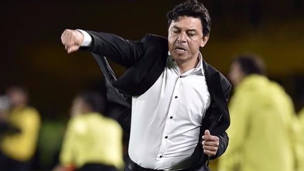 Marcelo Gallardo no se guardó nada cuando le preguntaron sobre la situación del fútbol argentino.