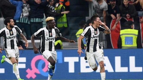 Pese a estos dos goles de la Juventus jugando de visita ante Porto, el técnico Massimiliano Allegri no quiere festejos prematuros.