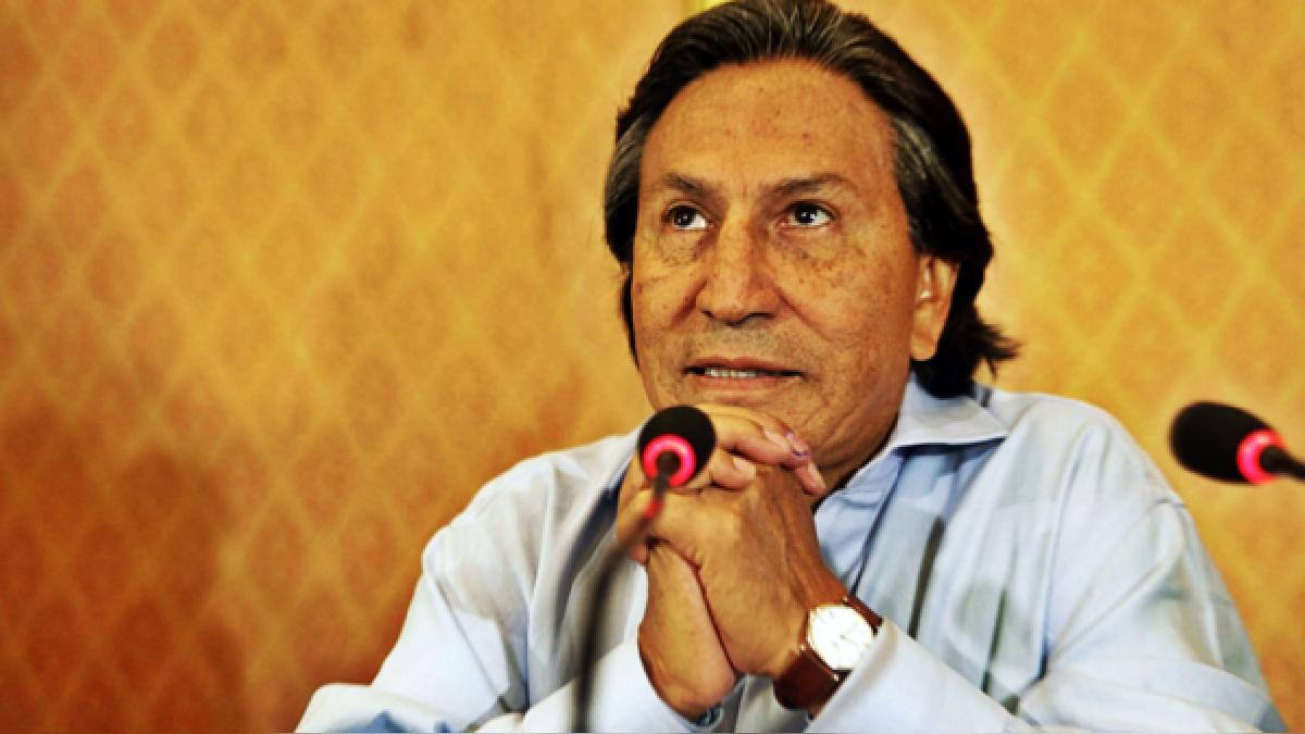 Juzgado Penal le ha concedido la apelación en el hábeas corpus de Alejandro Toledo.
