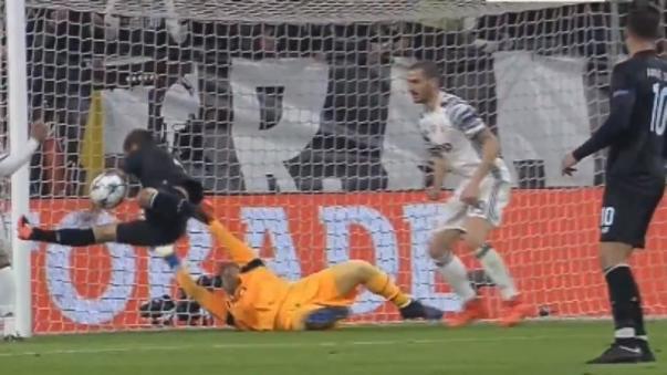 Revisa aquí la mano de Pereira y el gol de Paulo Dybala.