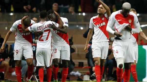 Revisa aquí todos los goles del partido entre Mónaco y Manchester City por la Champions League.