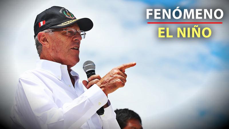 El presidente dijo que están dedicados a atender la emergencia.