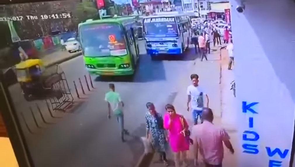 La víctima solo acabó con heridas leves.