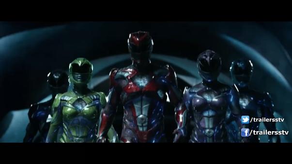 Tráiler - Power Rangers