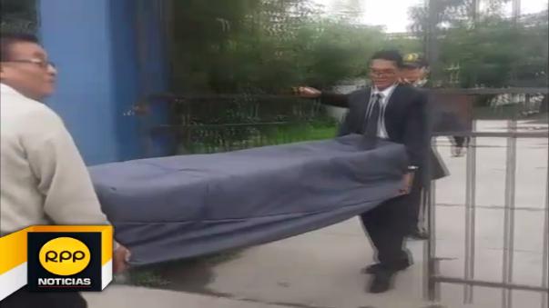 Los restos de Jimena Acosta Adriano (24), serán llevados a Huánuco.