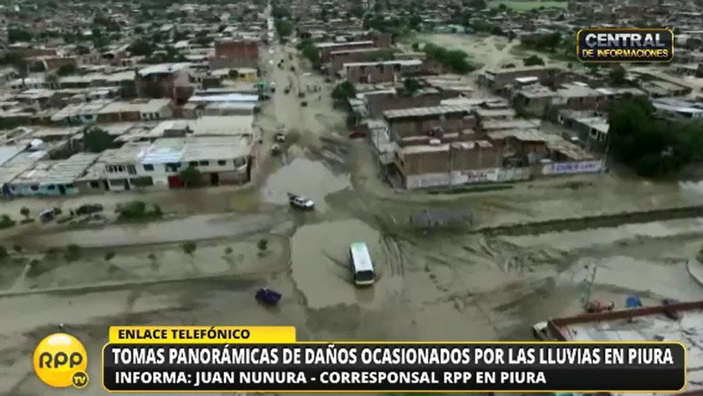 Piura ha sido declarada en emergencia.