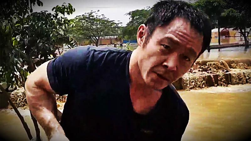 Kenji pidió a la farandula a colaborar con la población ante el desastre a nivel nacional.